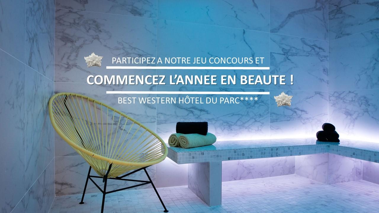 Participez au Grand Jeu Concours du BEST WESTERN Plus Hôtel du Parc