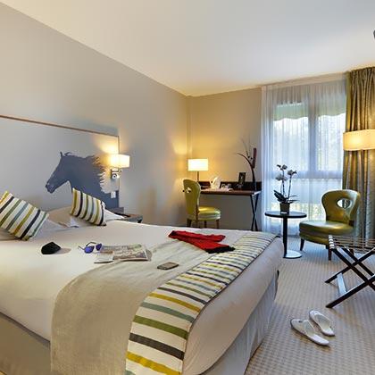 hotel du parc chantilly chambre confort