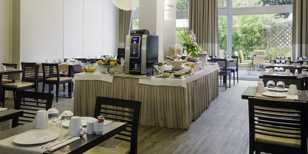 Salle-de-Petit-déjeuner