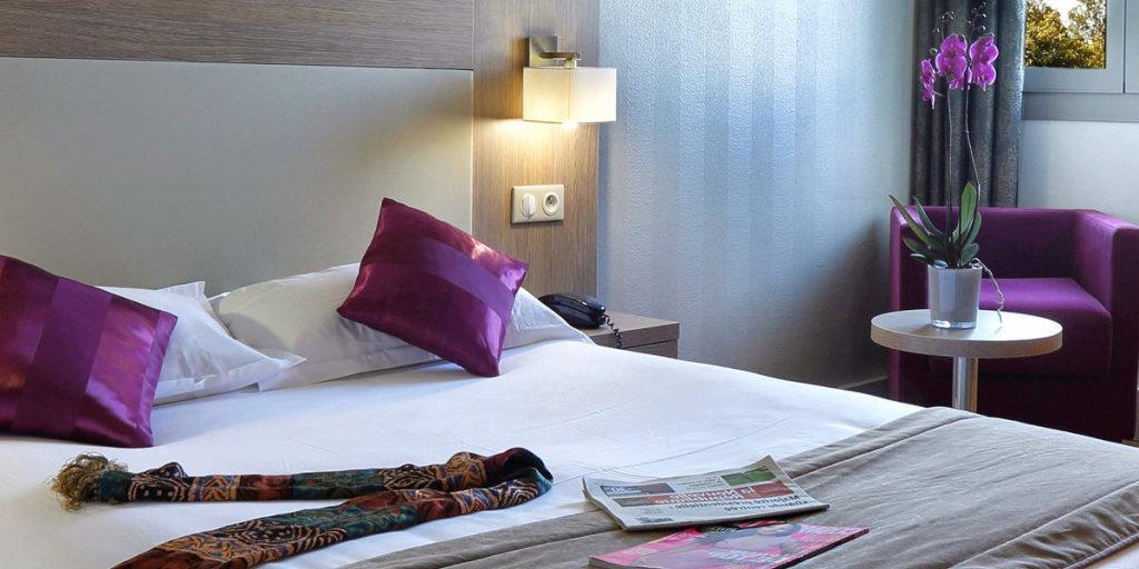 Des Chambres Confort restaurées de 20 à 22 m²