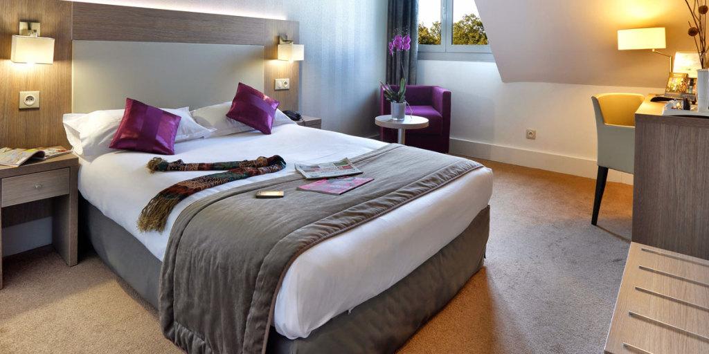 Comfort Room Best Western Plus Hotel Chantilly 4 Stars