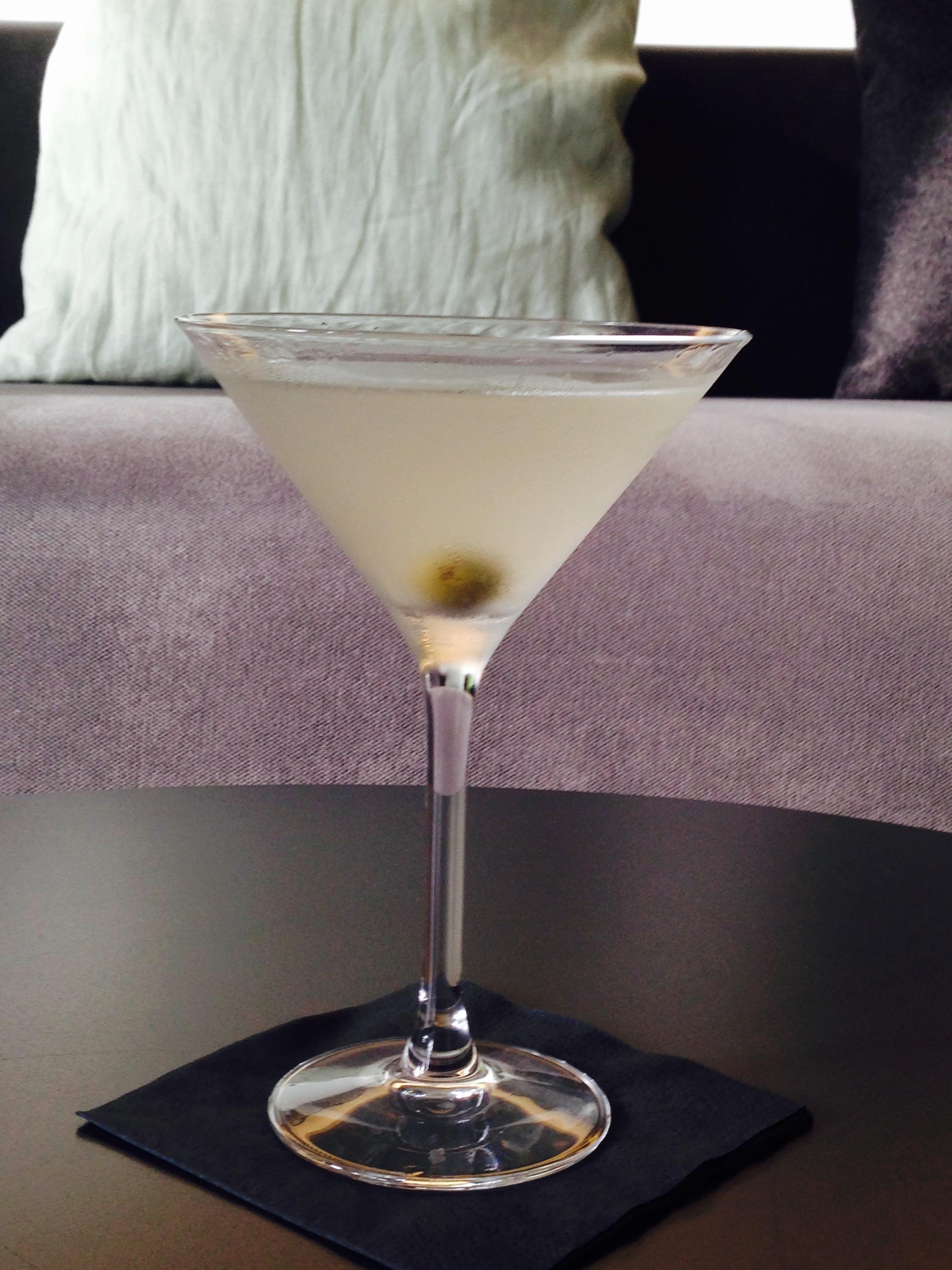 Cocktail du mois hotel du parc
