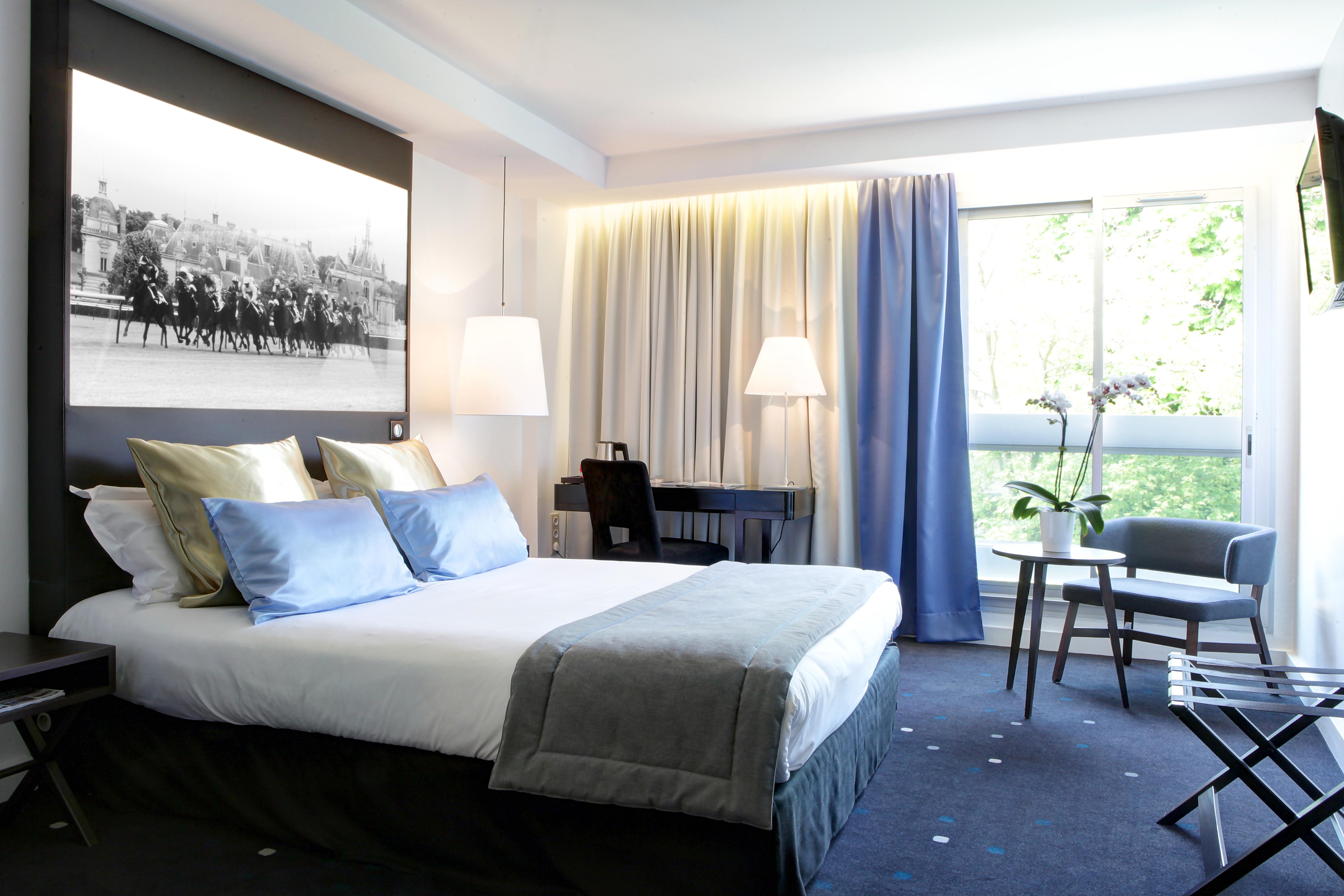 Nouvelle exposition prud 39 hon au domaine de chantilly for Hotel du parc
