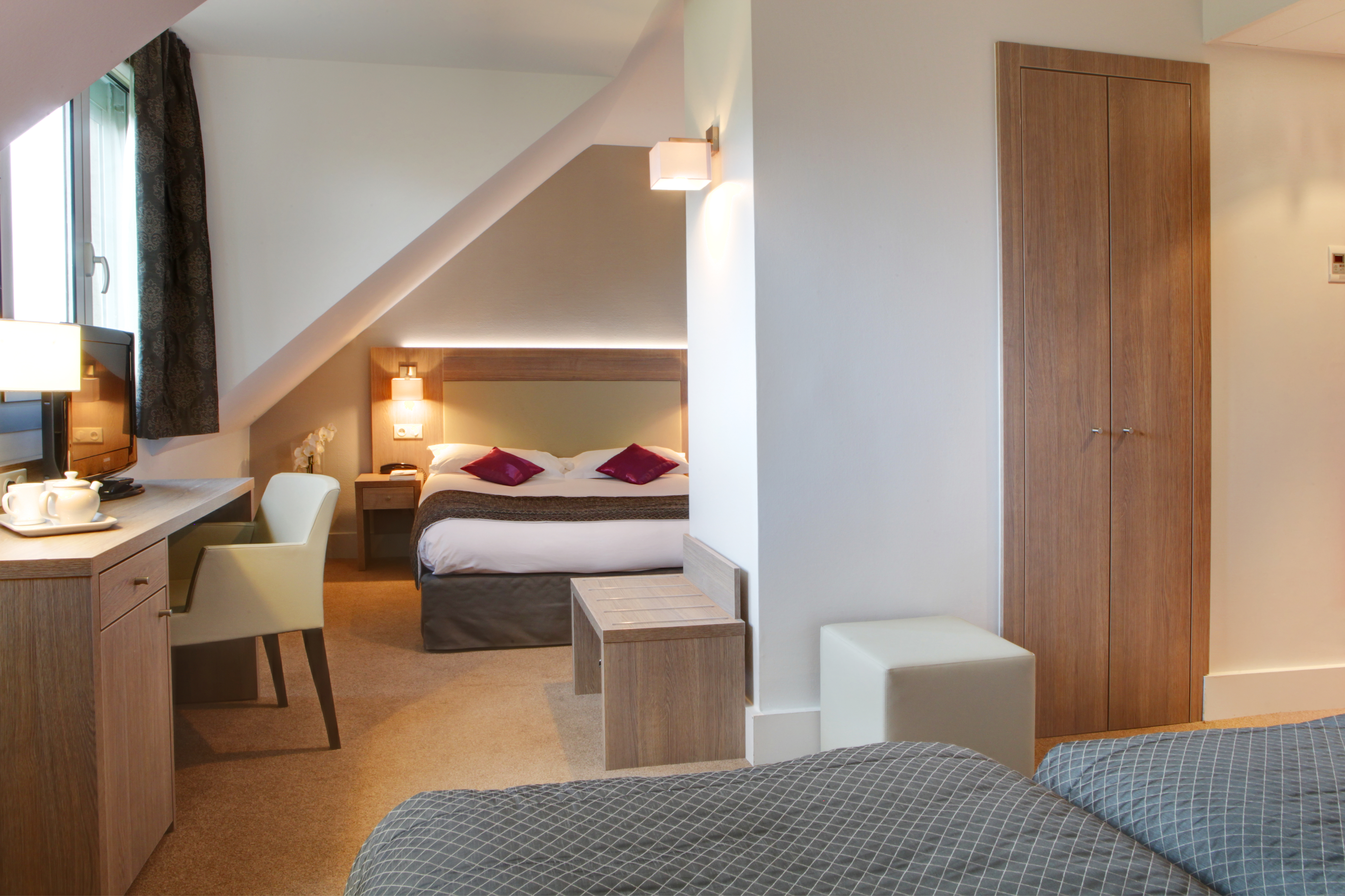 Hotel du Parc // Chantilly
