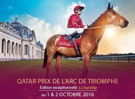Prix du Qatar Arc de Triomphe 2016