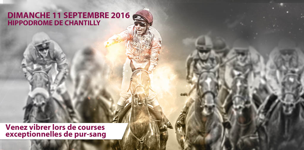 Prix du Qatar Trials 2016 à Chantilly