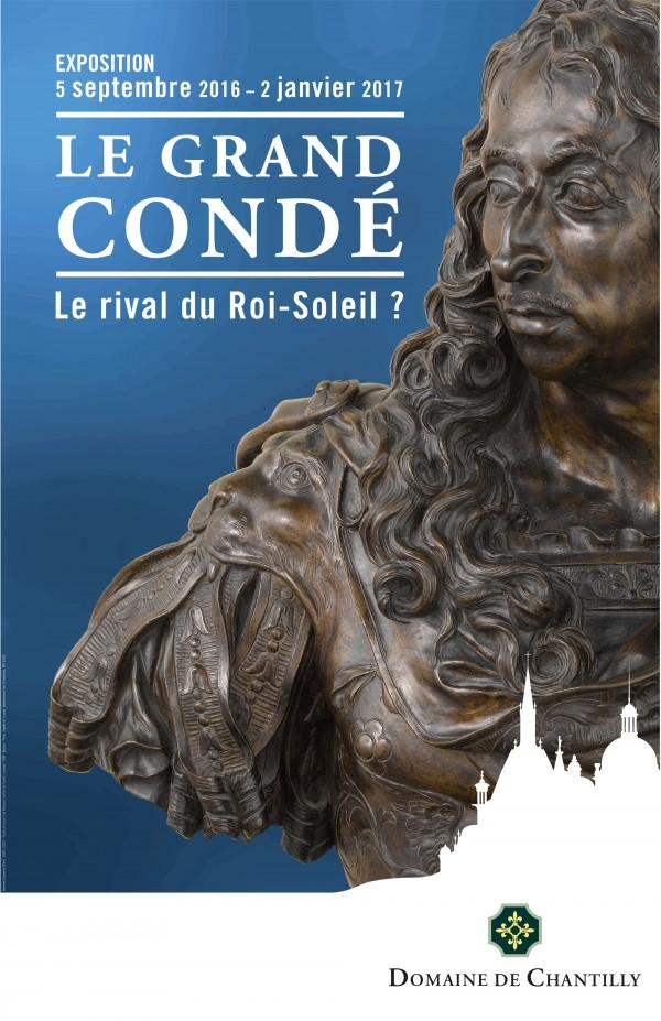 Sortir à Chantilly cet automne : Exposition Le Grand Condé au Domaine de Chantilly