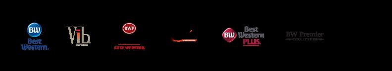 Nouveaux logos Best Western